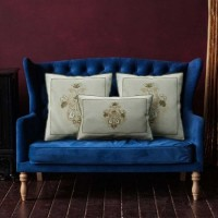 Buy Cairo Cream Rectangle Cushion